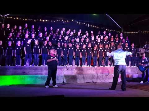 Cps choir at their festival