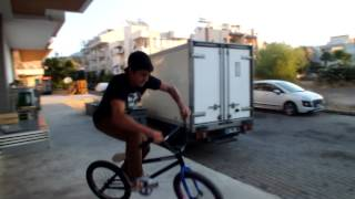 BMX STREET RIDING AT 6 AM