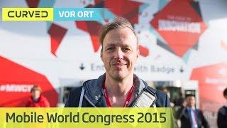 MWC 2015: Rundgang über den Mobile World Congress