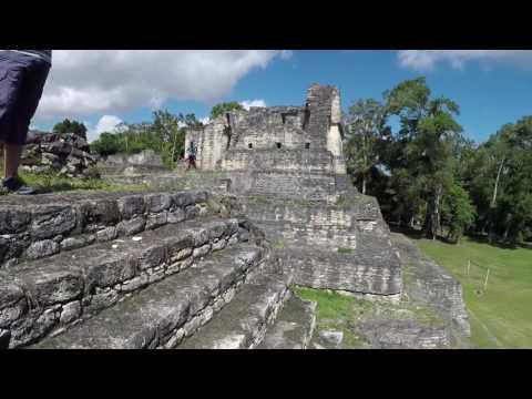Caracol Temple Complex, Belize - January 2017