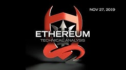Ethereum Technical Analysis (ETH/USD) : Deep Dive on a Deep 2  [11.27.2019]