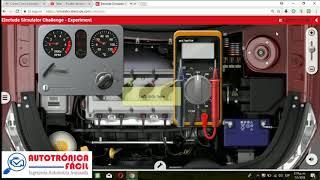 Usando electude y prueba del sensor MAF