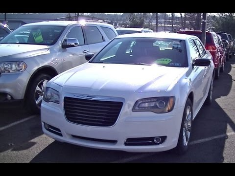 2013 Chrysler 300s Glacier Edition Youtube