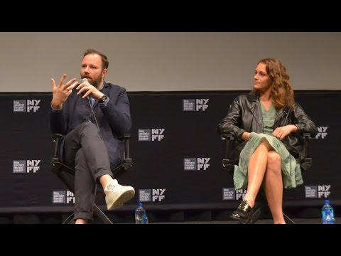 'The Lobster' Press Conference  Yorgos Lanthimos & Ariane Labed  NYFF53