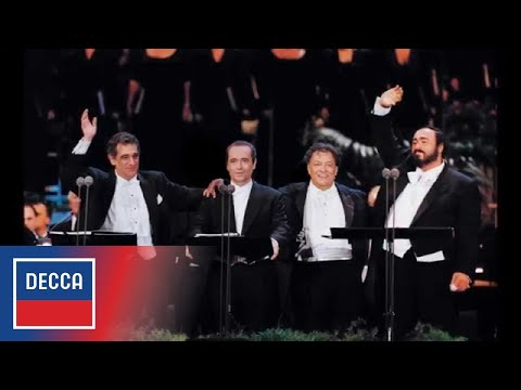 The Three Tenors and the best-selling album in the entire history of classical music!