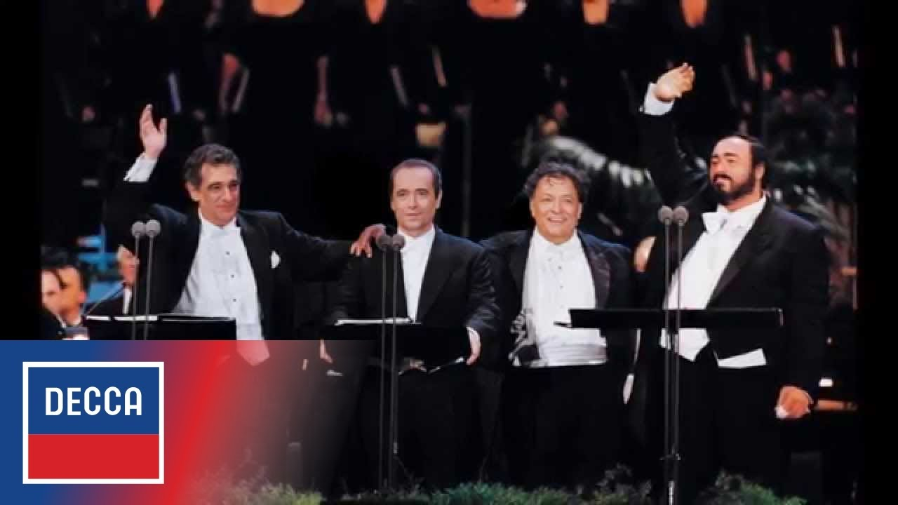 The Three Tenors and the best-selling album in the entire ...