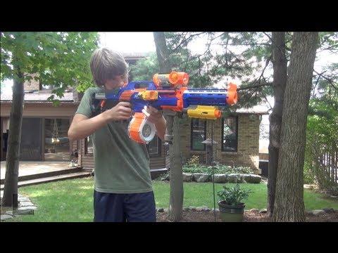Nerf War: Centurion Sniper