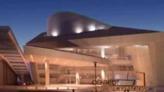 Centro de Convenciones y Teatro de la ciudad de Coatzacoalcos