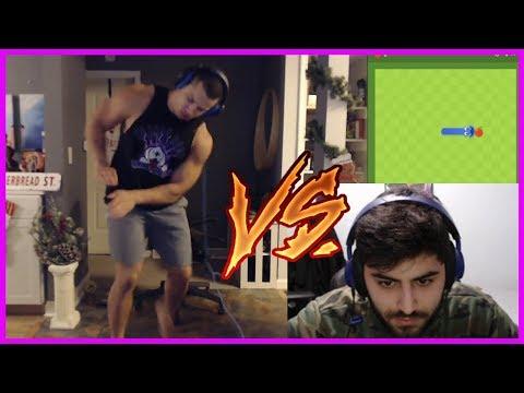 Team Tyler1 VS Team Yassuo - Twitch Rivals #712