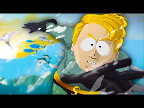 SEAMAN AND SWALLOW | South Park: The Fractured But Whole - Part 11