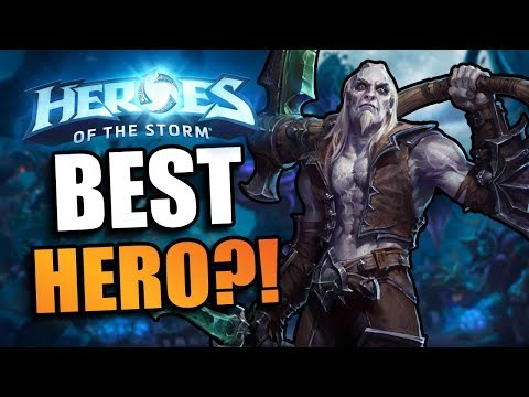 Xul - BEST hero in the game // Heroes of the Storm