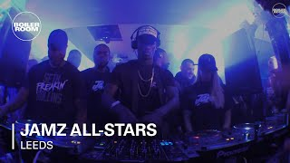jamz all stars boiler room leeds dj set