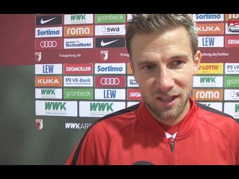 16/17 // Interviews & Pressekonferenz // FCA besiegt Darmstadt