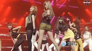 Cover images 4MINUTE(포미닛) - MUZIK 뮤직 Stage Mix~~!!