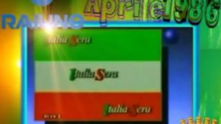 Palinsesto  Rai uno Lunedi 21 Aprile 1986