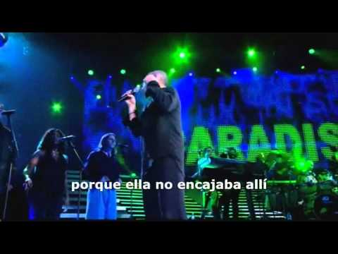 Phil Collins - Another day in paradise (Subtítulos español)