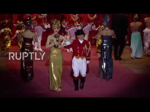 Monaco: World's best circus artists show off their skills in Monte Carlo
