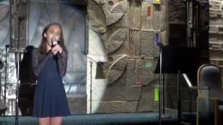 Mya Botnik - Meir Finkelstein Concert at Temple Emanu-El of Palm Beach