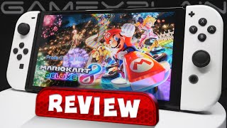 Is the Nintendo Switch OLED Worth Buying? - REVIEW (Video Game Video Review)