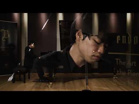 務川慧悟(Keigo Mukawa)×Bösendorfer 280VC, バッハ :イギリス組曲 第3番 BWV 808 ト短調