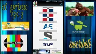 TV DE PAGA GRATIS |Sky gratis| CABLE GRATIS PARA ANDROID 2017 #1 | APP DIGITAL CABLE  | 100 % REAL