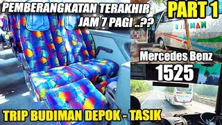 Download Video KELAS BISNIS TAPI NYAMAN BANGET | Naik Bus Budiman Depok - Tasikmalaya MP3 3GP MP4