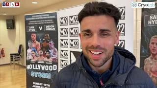 PROSPECT WATCH: OSIAN WILLIAMS AHEAD OF HIS PRO DEBUT