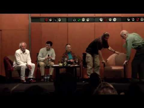 Dr. Jane Goodall & Dr. Roger Payne Historic First Meeting in Patagonia, Argentina