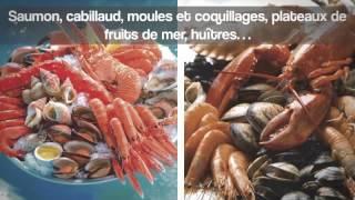 Plateau de fruits de mer Liège