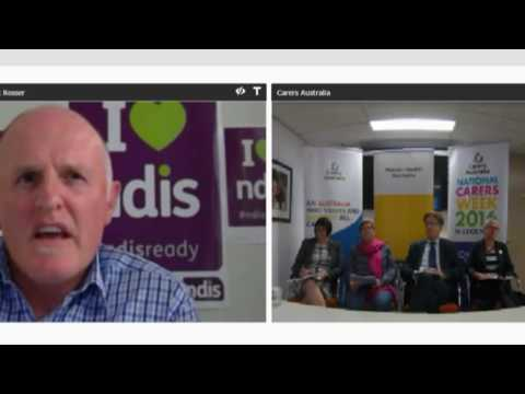 Introduction to the NDIS for Mental Health Carers