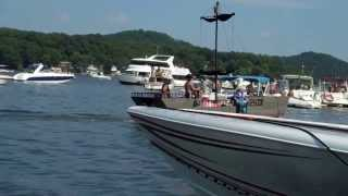 Lake Ozark Shootout and Poker Run 2013!!!