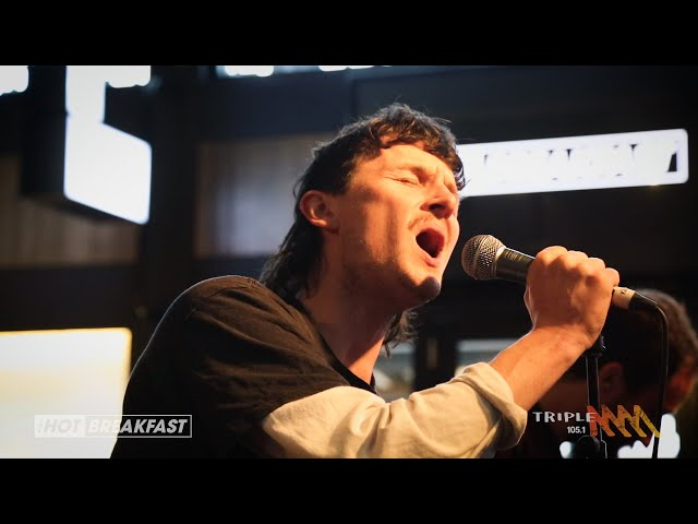 Picket Palace - Richo (Live From Grand Final Eve Eve!) | Hot Breakfast | Triple M
