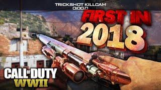 My First Trickshots in 2018 - (9 Trickshot Killcams)