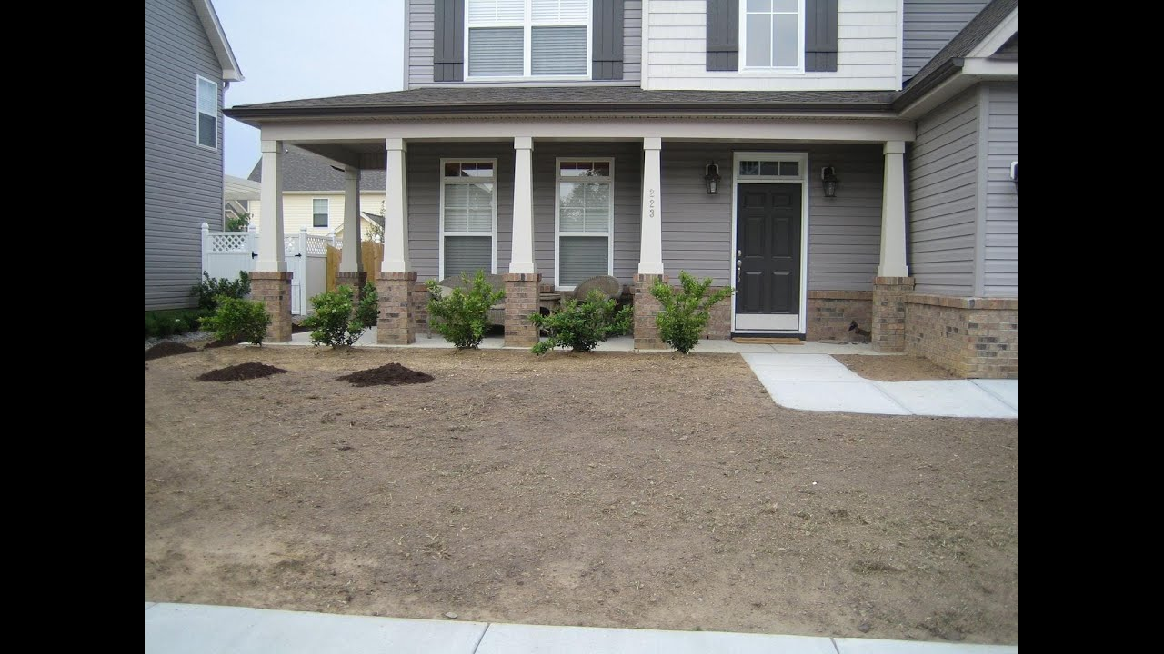 Front fard garden ideas i front yard landscaping ideas for Front yard bush ideas