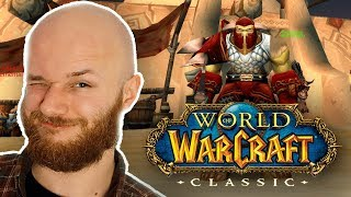 WoW: Classic - NOSTALGIA POWER / Lecimy na dungeon!