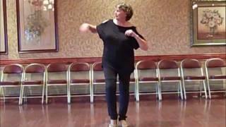 SOUL FOOD LINE DANCE INSTRUCTION