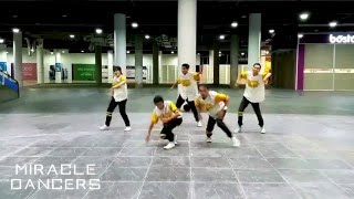 Miracle Dancers Lombok Audisi Online Dance Icon 2016 TheDanceIcon2
