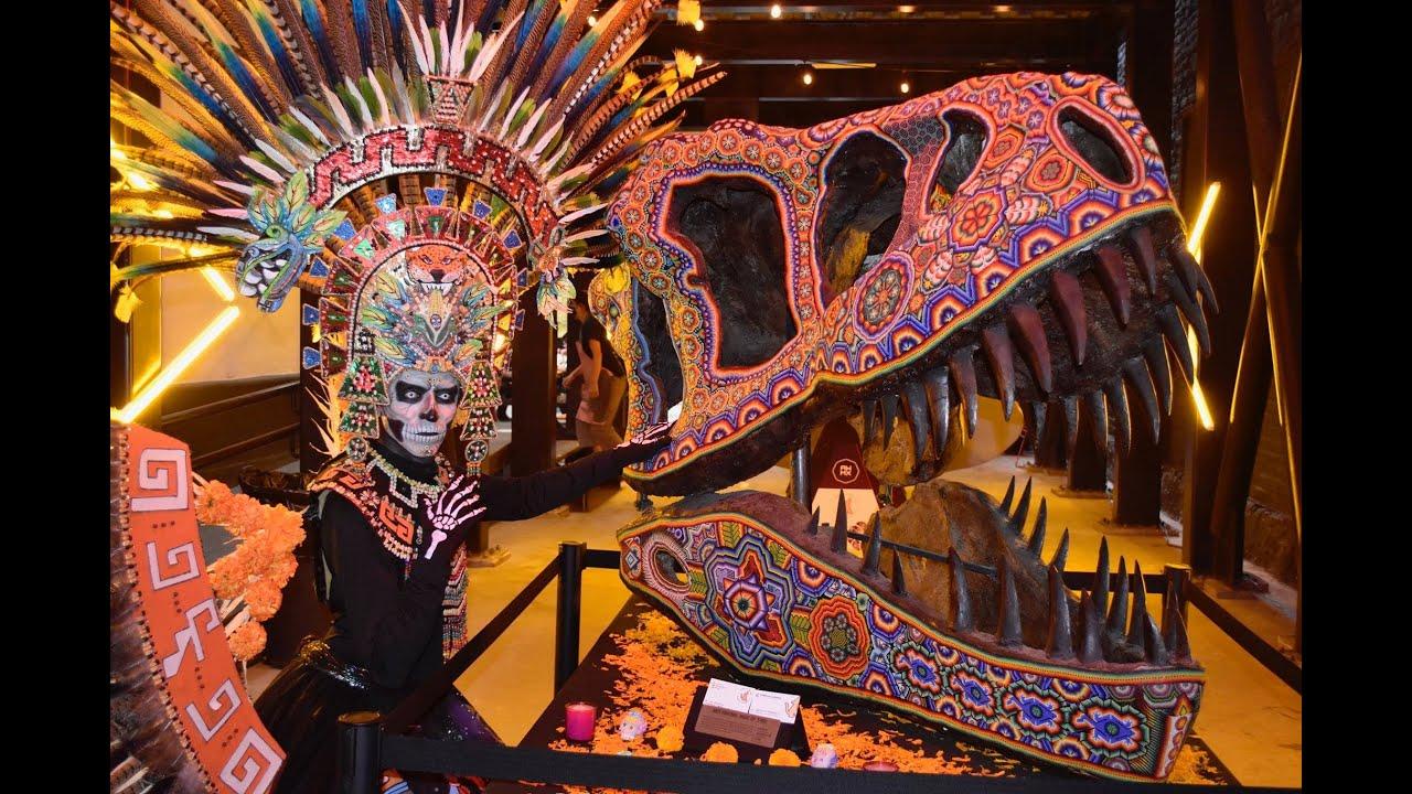 ☠️Previo Inicio al Festival Cultural - La Catrina Fest MX