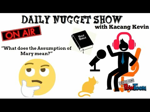 DNS - What does the Assumption of Mary mean?