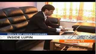 Inside India's Best Known Companies -- Lupin