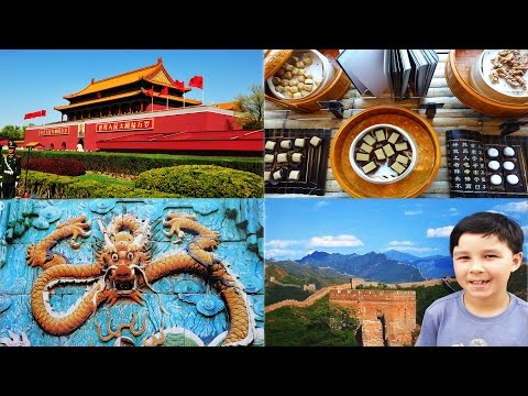 THINGS to DO and SEE in BEIJING, CHINA | Lucas World Tour Guide