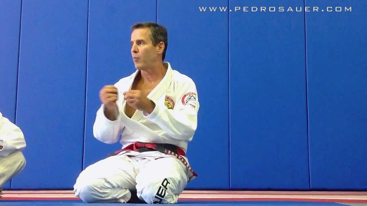 Pedro Sauer on Rickson Gracie and Submission Masters