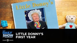 Little Donny's First Year: The Daily Show thumbnail