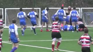 Kansas City Blues Rugby Club 2014 Highlights