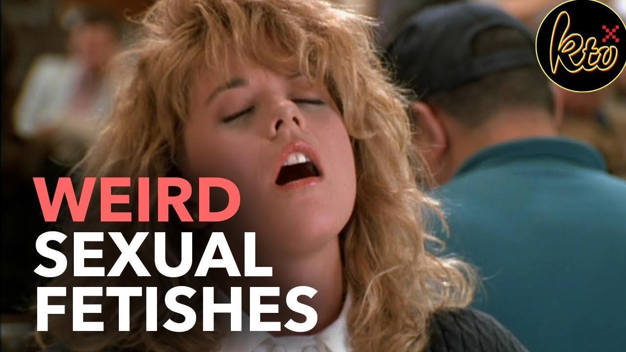Weird Sex Fetishes 53