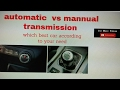 RENAULT KWID  difernce between automatic and manual transmission car which is best ( hindi,  urdu  )