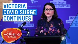Coronavirus: Victoria COVID-19 cases hit highest day in three months with 75