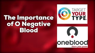 The Importance of O-Negative Blood