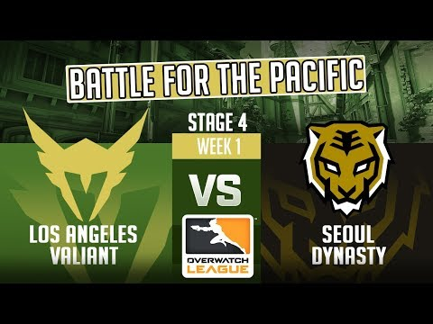 BATTLE FOR THE PACIFIC | Stage 4 Week 1 Los Angeles vs Seoul Dynasty