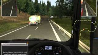 UK Truck Simulator   High Speed